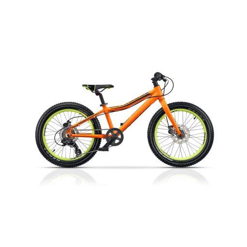 """Cross Rebel 20"""" Fiú kerékpár"""