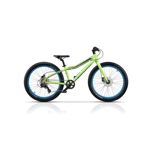 """Cross Rebel 24"""" Fiú Kerékpár"""