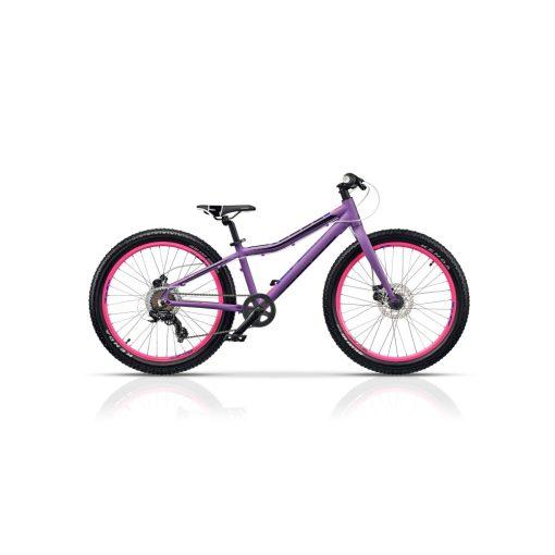 """Cross Rebel 24"""" Lány Kerékpár"""